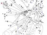 Вентилятор печки отопителя кондиционера кабины — 32729820