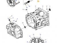 Приводной вал сцепления трактора Massey Ferguson — 701100420070