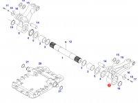 Правый рычаг навески трактора Massey Ferguson — 701865030010
