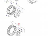Задний колесный диск - W12x46 — 35986900