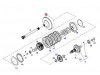 Корпус муфты включения вала отбора мощности (ВОМ) трактор Challenger — 716150220050