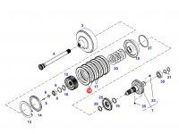 Диск фрикционный муфты ВОМ трактора Challenger — 716150220650