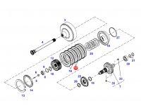 Диск фрикционный муфты ВОМ трактора Challenger — 716150220660
