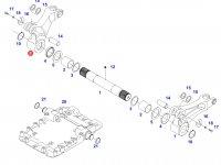 Левый рычаг навески трактора Massey Ferguson — 716861030121