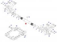 Вал рычагов навески трактора Massey Ferguson (Dyna-VT) — 718860030051