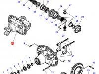 Дифференциал приводного моста трактора Massey Ferguson — 7300440014