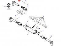 Рулевой наконечник трактора Massey Ferguson — 7402445022