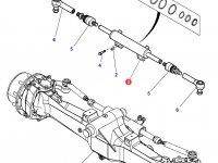 Рулевой цилиндр трактора Challenger — 7402462504