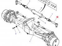 Рулевой наконечник трактора Challenger — 7502445013