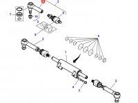 Рулевой наконечник трактора Massey Ferguson — 7502445025