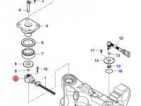Датчик угла поворота колес трактора Massey Ferguson — 7502461001