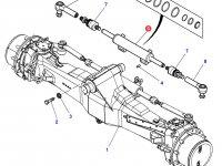 Рулевой цилиндр трактора Challenger — 7502462402