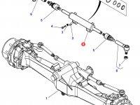 Рулевой цилиндр трактора Challenger — 7502462403