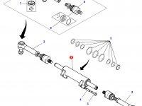 Рулевой цилиндр трактора Massey Ferguson — 7552463701