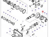 Корпус дифференциала приводного моста трактора Challenger — 7700470101