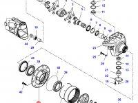 Ступица бортового редуктора переднего моста трактора Challenger — 7700603004