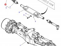 Рулевой наконечник трактора Challenger — 7702445012