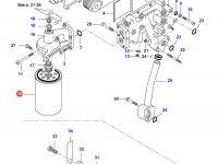 Масляный фильтр двигателя Sisu Diesel — 20159108