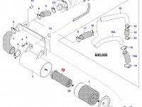 Воздушный фильтр двигателя Sisu Diesel (малый) — 20228410