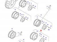 Передний колесный диск - W16Lx24 — 32547400
