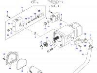 Фильтр гидравлический всасывающий — 20656300