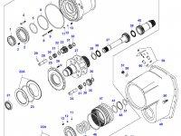 Узел трансмиссионный КПП — 34667300