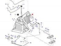 Топливный бак трактора — 37811200