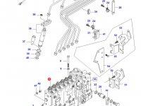 Топливный насос высокого давления (ТНВД) двигателя Sisu Diesel — 836854767