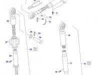 Шарнирная головка/винт трактора — 32971800