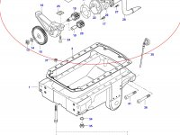Масляный насос двигателя Sisu Diesel — 836117784