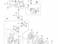 Тормозной цилиндр трактора — 30181510