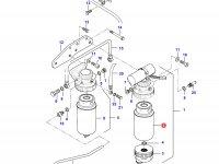 Топливный фильтр (грубой очистки) двигателя Sisu Diesel — 836862600