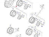 Передний колесный диск - W12x24(GKN - L39104) — 31693440