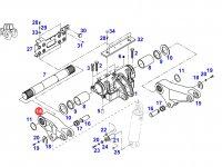 Рычаг навески трактора Fendt — 903860030011