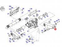 Рычаг навески трактора Fendt — 903860030021