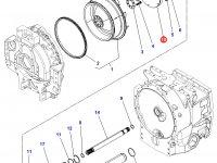 Демпфер крутильных колебаний трактор Challenger — 916100421052