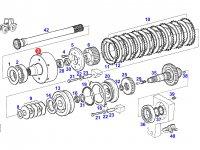 Корпус муфты включения вала отбора мощности (ВОМ) трактора Fendt — 926150220210