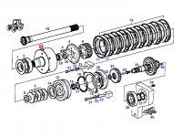 Корпус муфты включения вала отбора мощности (ВОМ) трактор Challenger — 926150220210