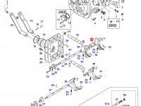 Вилка КПП трактора — 45357400