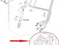 Топливный насос высокого давления (ТНВД) двигателя Sisu Diesel — 836864610