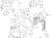 Радиатор двигателя Sisu Diesel — 32815030