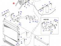 Ремень компрессора кондиционера Valtra — 32889500