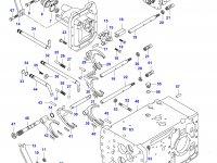 Коробка переключения передач (КПП) — 34257500