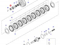 Подшипник сцепления КПП — 35036700