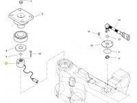 Датчик угла поворота колес трактора Massey Ferguson (ось с подвеской) — ACP0279010
