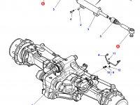 Рулевой наконечник трактора Massey Ferguson — ACP0286710