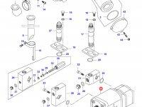 Гидравлический насос трактора — 31852310