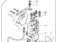 Муфту гидравлическую быстроразъемную трактора Challenger — AL5044131