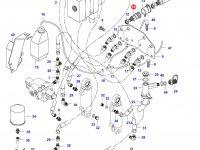 Муфта гидравлическая быстроразъемная — 32608900
