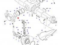 Передний суппорт переднего моста трактора — 31791800
